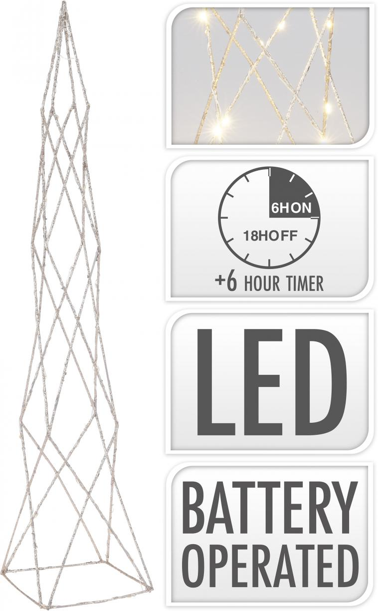 WILLOW BRANCHES, 10PCS, LENGTH: 40CM, 12 WARM WHITE MICRO LED LIGHTS, TIMER FUNCTION: 6HRS ON, 18HRS OFF, 2X AA BATTERY NOT INCLUDED, LEADWIRE: 30CM, 12PCS PACKED IN PDQ, 2 ASSORTED COLOUR BRANCH: NATURAL AND WHITE, ASS.:2 COLOURS(NATURAL/WHITE), DISPLAY BOX/ 60X51X415MM, PETBOX WITH COLOR LABEL - photo 59