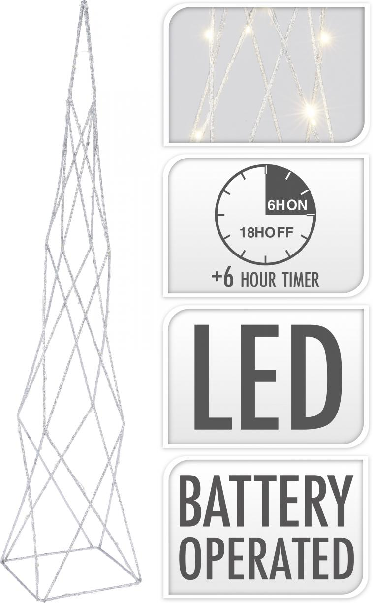 WILLOW BRANCHES, 10PCS, LENGTH: 40CM, 12 WARM WHITE MICRO LED LIGHTS, TIMER FUNCTION: 6HRS ON, 18HRS OFF, 2X AA BATTERY NOT INCLUDED, LEADWIRE: 30CM, 12PCS PACKED IN PDQ, 2 ASSORTED COLOUR BRANCH: NATURAL AND WHITE, ASS.:2 COLOURS(NATURAL/WHITE), DISPLAY BOX/ 60X51X415MM, PETBOX WITH COLOR LABEL - photo 56