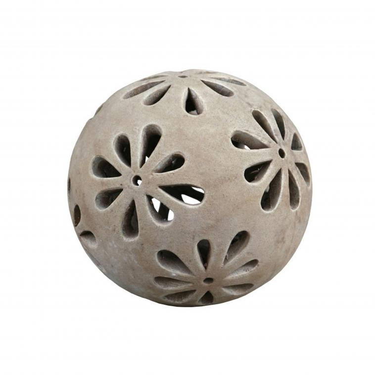 Boule decorative en cement - photo 62